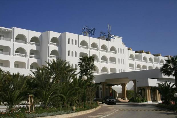 فنادق الحمامات 4 نجوم بتونس
