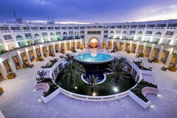 فنادق الحمامات تونس 5 نجوم