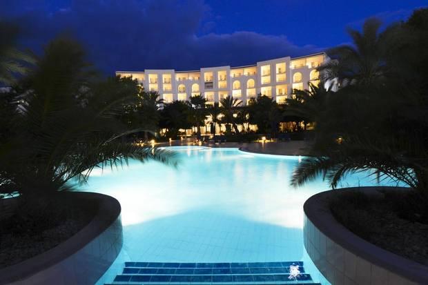فنادق ياسمين الحمامات تونس 5 نجوم