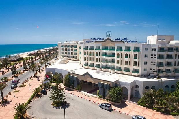 فنادق ياسمين الحمامات تونس خمسة نجوم