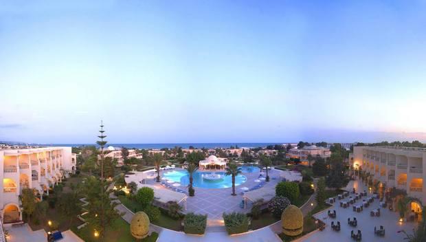 فنادق تونس بالحمامات خمسة نجوم