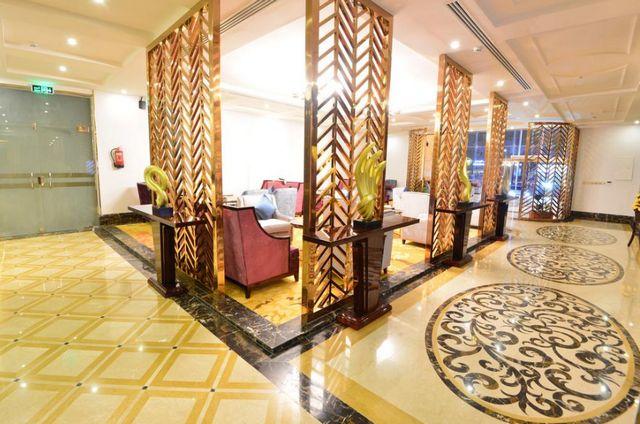 حجز في فندق هوليداي الخليج الرياض