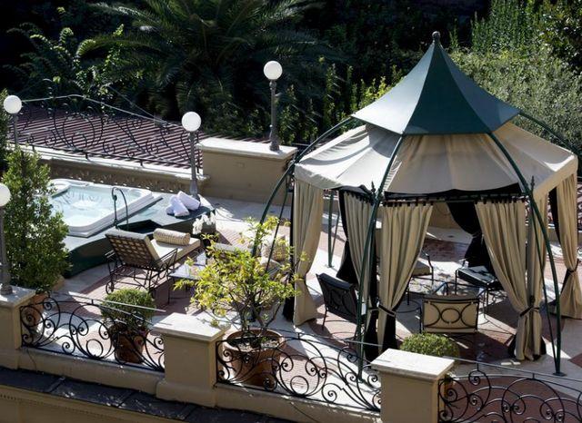 فندق ماجستيك في روما