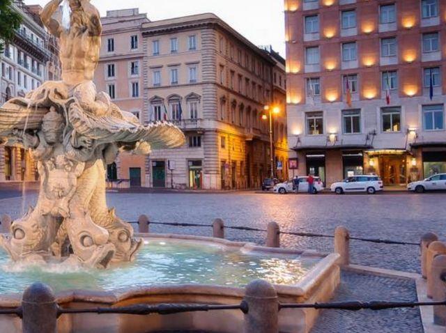 فندق ماجستيك روما