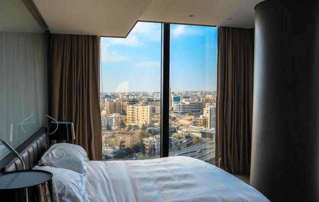 افضل فنادق الاردن عمان
