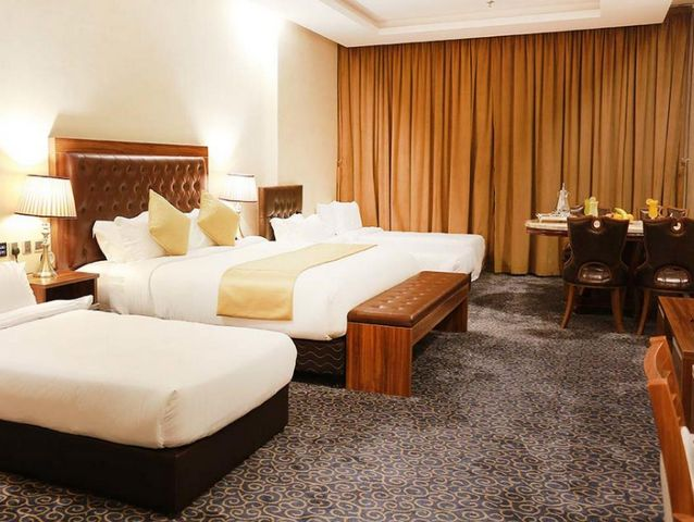 فندق كرم في جدة