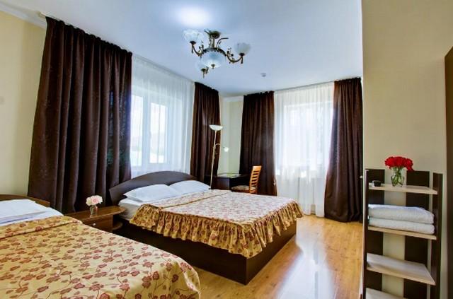 فنادق دولة قرغيزستان