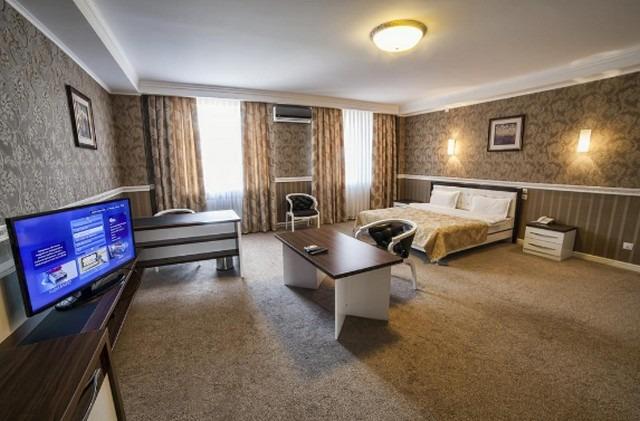 فنادق في قرغيزستان