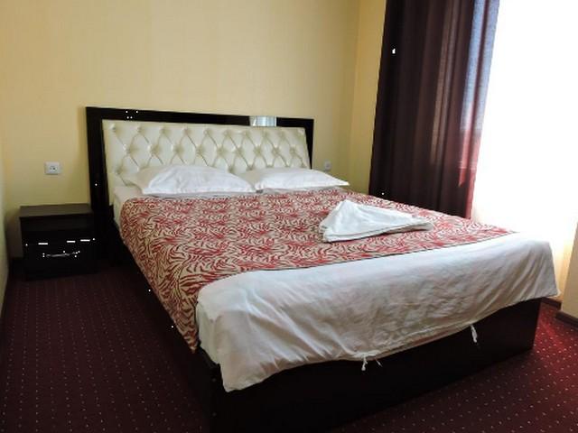 فنادق بمدن قرغيزستان