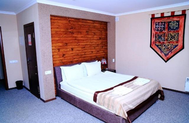 فنادق في مدن قرغيزستان