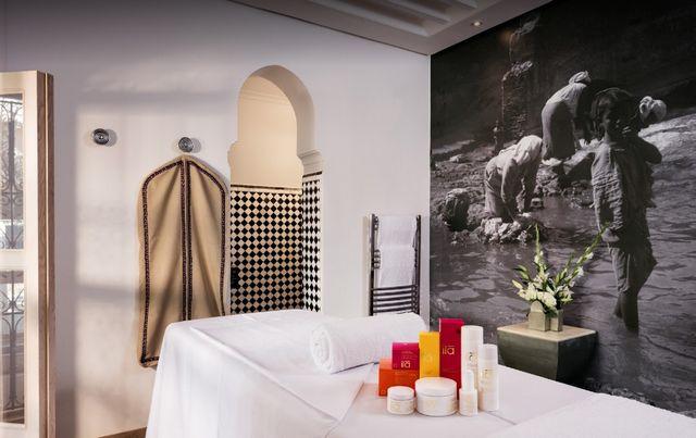 حمامات مراكش المغرب