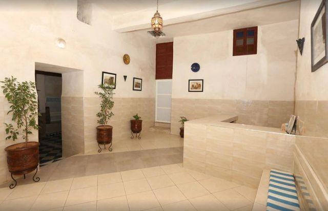 حمامات في مراكش
