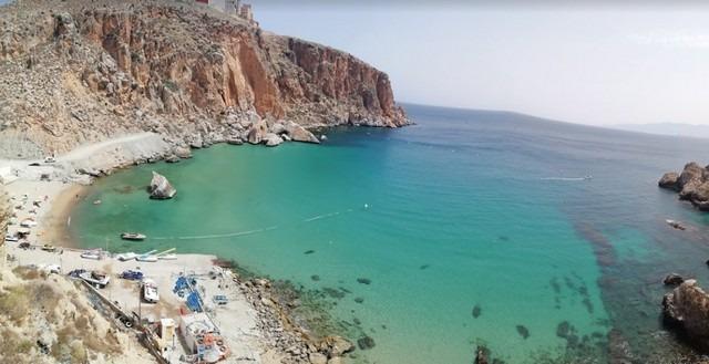 شواطئ الحسيمة المغربية