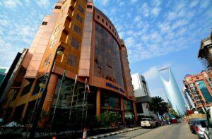 معلومات عن فندق ميلينيا الرياض