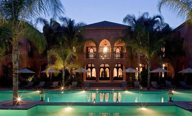 منتجعات المغرب