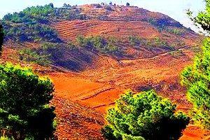 جبل نيبو الاردن من افضل اماكن السياحة في الاردن