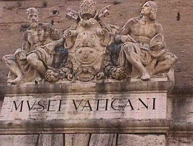 متحف الفاتيكان في روما