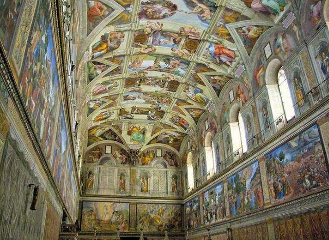 متحف الفاتيكان بروما