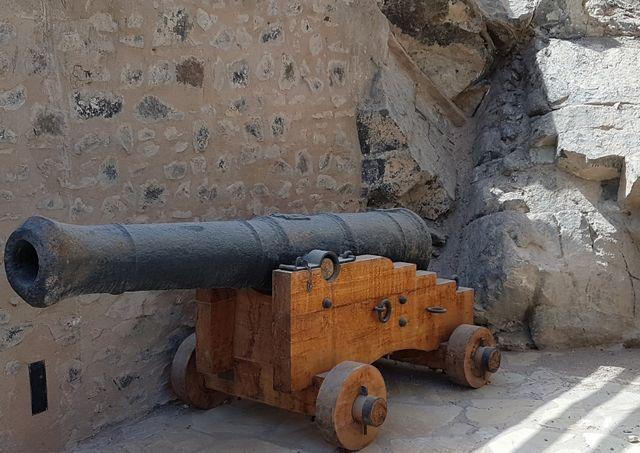 قلعة مطرح مسقط في عمان