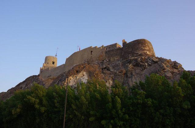 قلعة مطرح مسقط