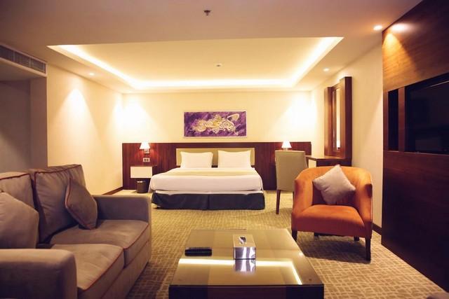 فندق بلاتينيوم بوتيك