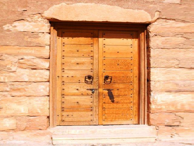 قصر الحرانة في عمان