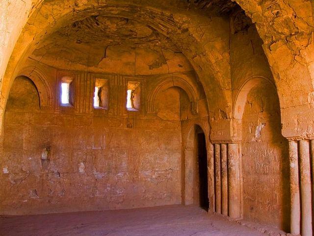 قصر الحرانة عمان الاردن