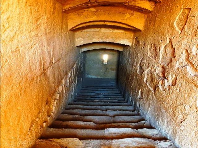 قصر الحرانة في عمان في الاردن