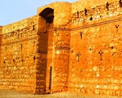 قصر الحرانة من افضل اماكن السياحة في عمان الاردن