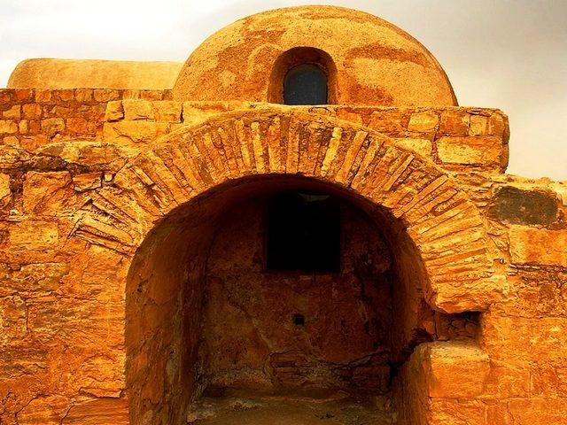 قصر عمرة الاردن