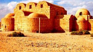 قصر عمرة من افضل مواقع السياحة في الاردن