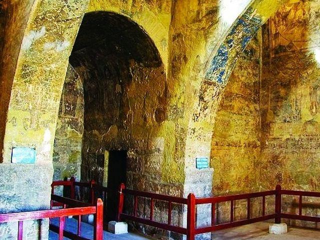 قصر عمرة في الاردن