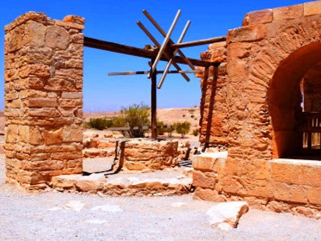 قصر عمرة الازرق الاردن