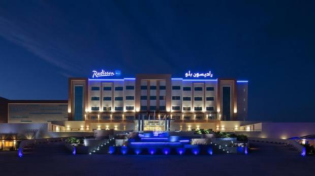 فندق راديسون بلو صحار في عمان