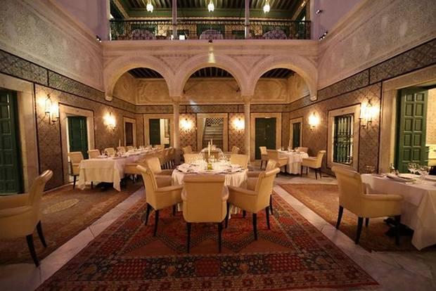 مطاعم في تونس العاصمة