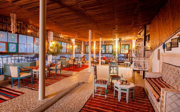 مطاعم في تونس