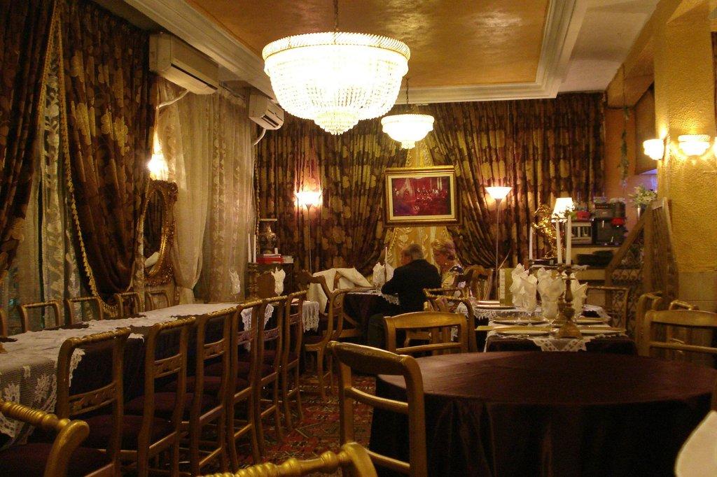 مطاعم داخل تونس