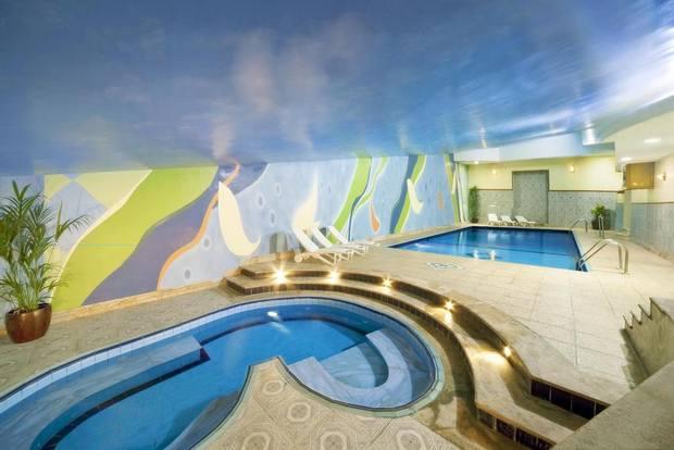فندق سدين عمان الاردن