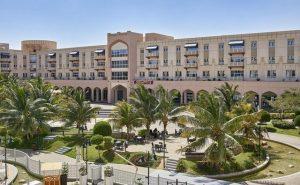 فندق صلالة جاردنز عمان