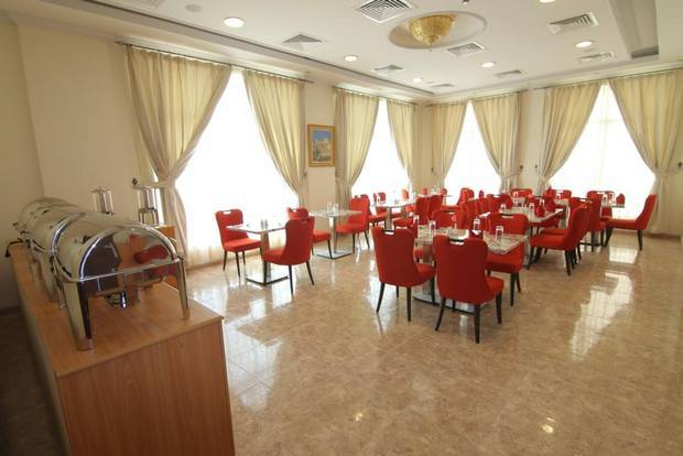 فندق سماهر صحار