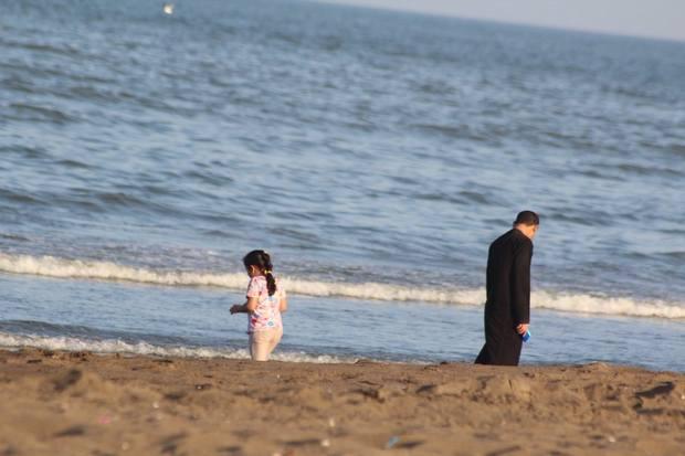 شاطئ في صحار
