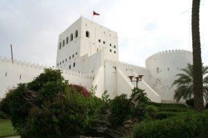 قلعة صحار