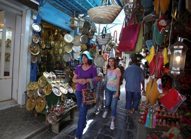 اسواق سوسة في تونس