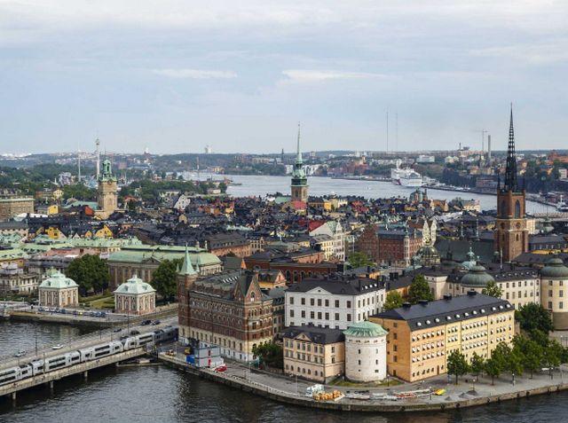 اين تقع ستوكهولم والمسافة بينها وبين اهم مدن السويد السياحية رحلاتك