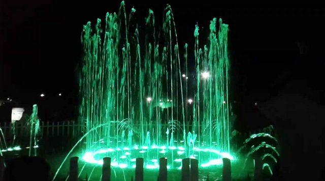 اجمل حدائق تبوك