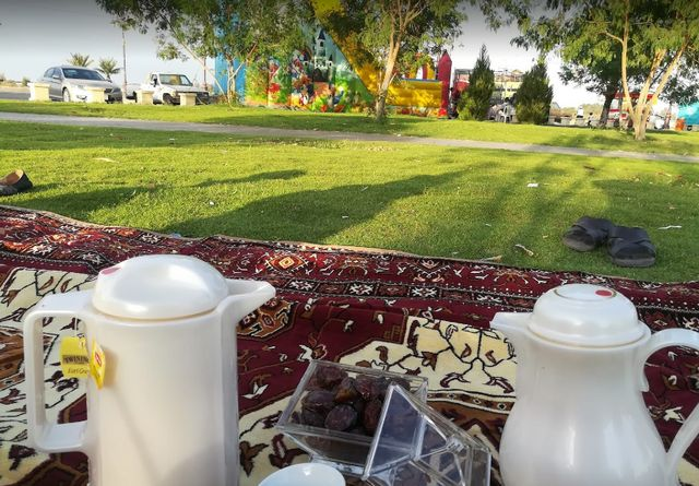 حدائق تبوك السعودية