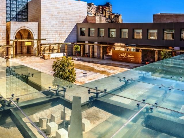 متحف الاردن عمان