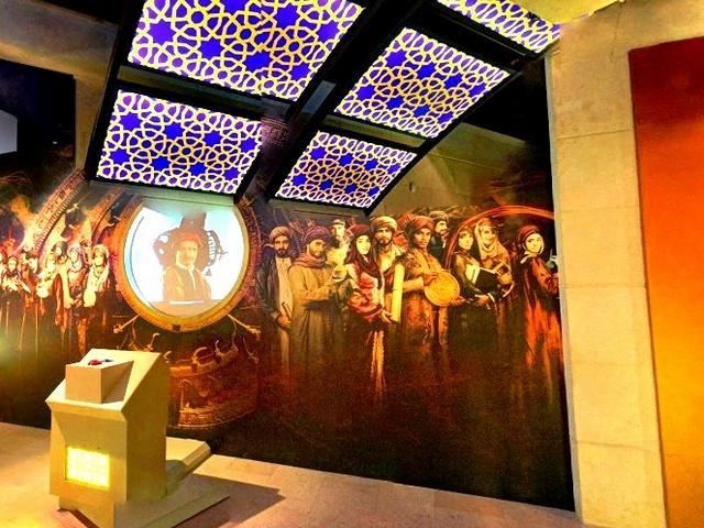 متحف الاردن في راس العين