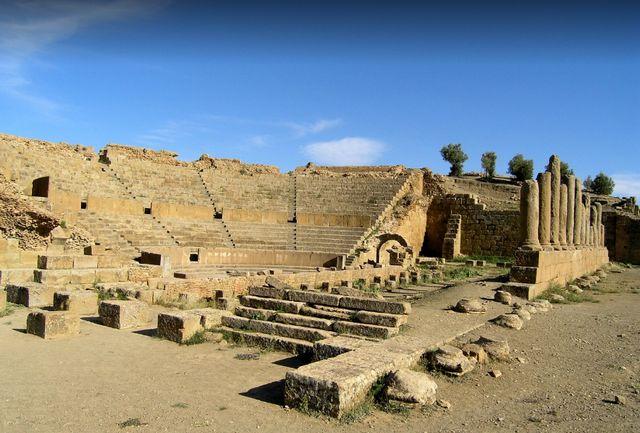 اماكن سياحية في باتنة الجزائر