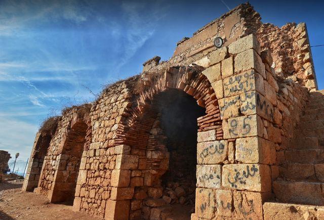 الاماكن السياحية في بجاية